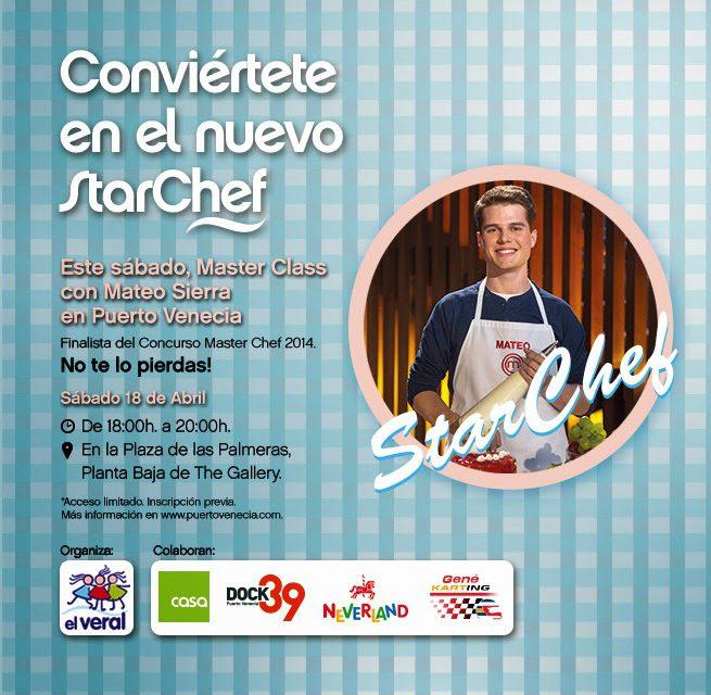 Star Chef Aragón (del 17 al 25)