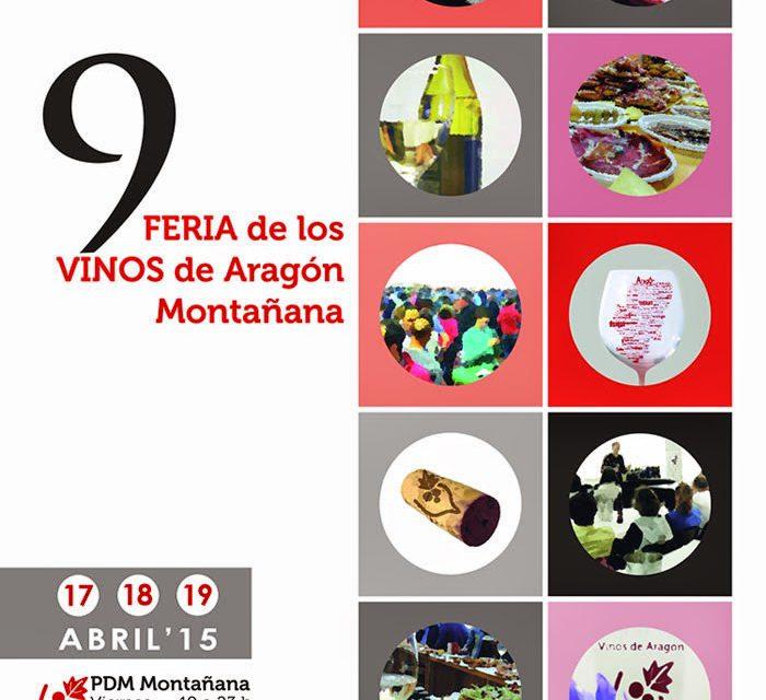 Feria del vino de Montañana (del 17 al 19)
