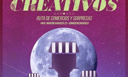 II Noche de los Tenderos Creativos (viernes, 10)