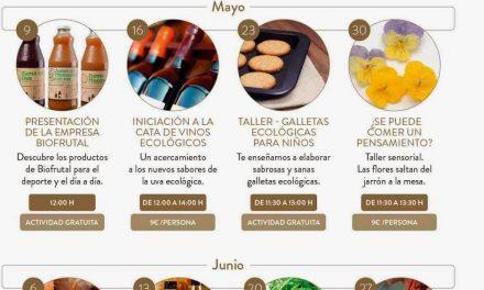 HUESCA. Presentación de BioFrutal (sábado, 9 de mayo)