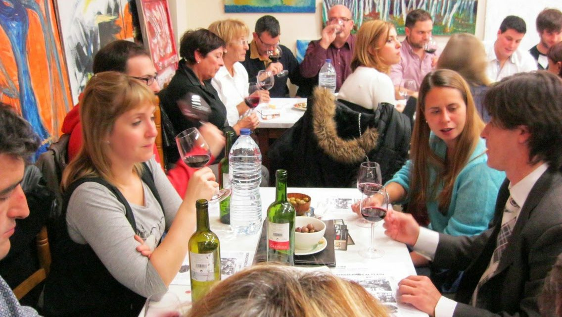 Wine & Croqueting (sábado, 2)