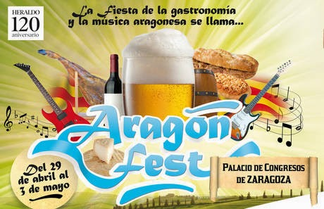 Aragón fest (del 29 de abril al 3 de mayo)