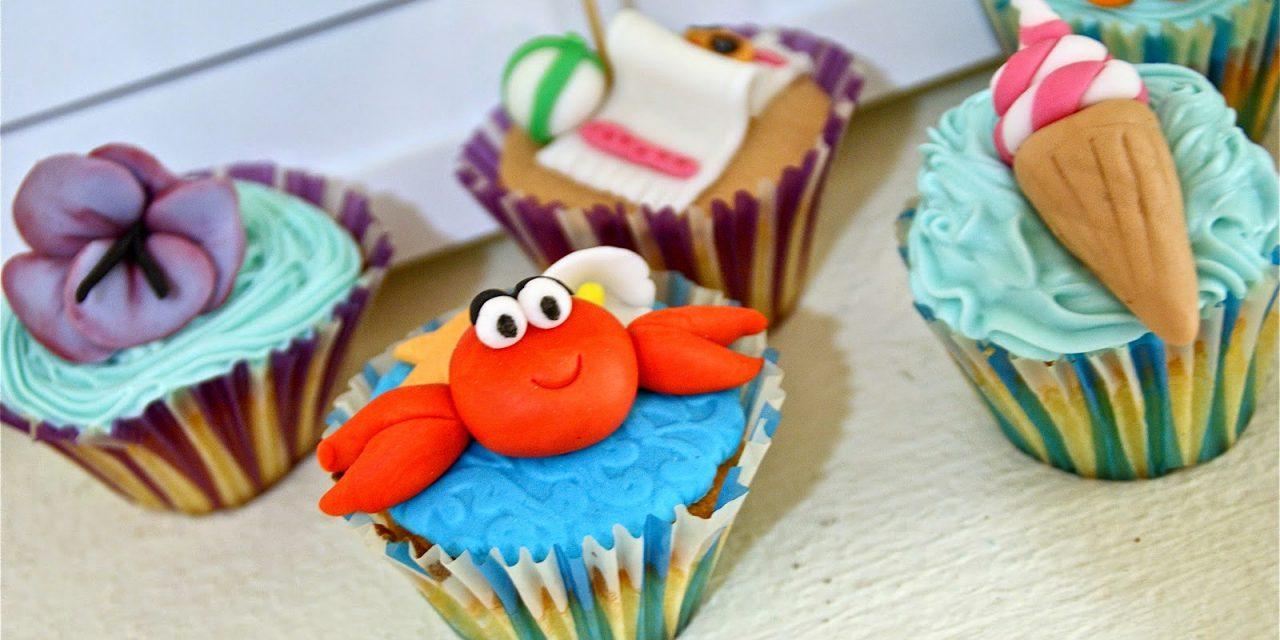Curso de cupcakes  para jóvenes (sábado, 11)