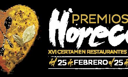 Entrega de los premios Horeca (miércoles, 29)