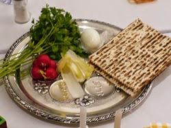 Fiesta judía del Pesaj (sábado, 11)