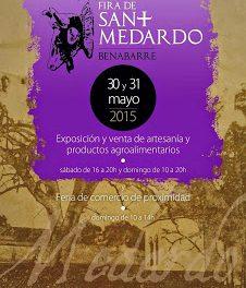 BENABARRE. Feria de san Medardo (30 y 31 de mayo)