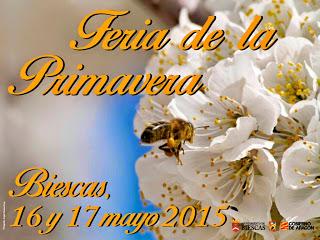 BIESCAS. Feria de primavera (días 16 y 17)