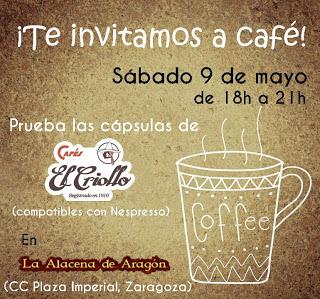 Taller de capsulas El Criollo (sábado, 9)