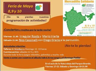 Feria de Primavera de la ONG Estrella de la Mañana