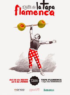 I Ruta de la tapa flamenca en Zaragoza (del 15 al 31 de mayo)