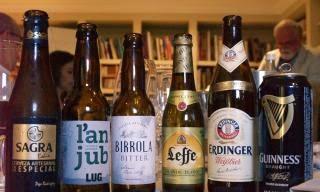 FUENTESPALDA. Cata de cervezas artesanas (sábado, 30)