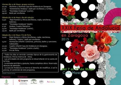 Feria de Andalucía (del 7 al 17)