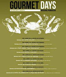 Gourmet Days con bogavante en TRAGANTÚA y LOS CABEZUDOS (del 18 al 21)