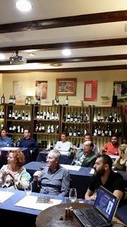 Curso de cata de vinos (días 18 y 19)
