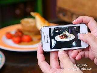 Curso de fotografía Comer con los ojos, Taller de introducción a la fotografía gastronómica (Lunes, 15 de junio)
