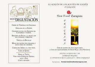 El rincón de los aceites de España (jueves, 14)