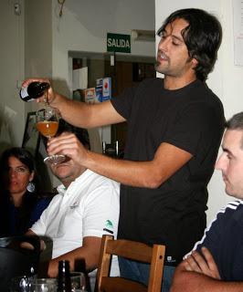 Cata de cervezas artesanas con LUPULUS (jueves, 14)