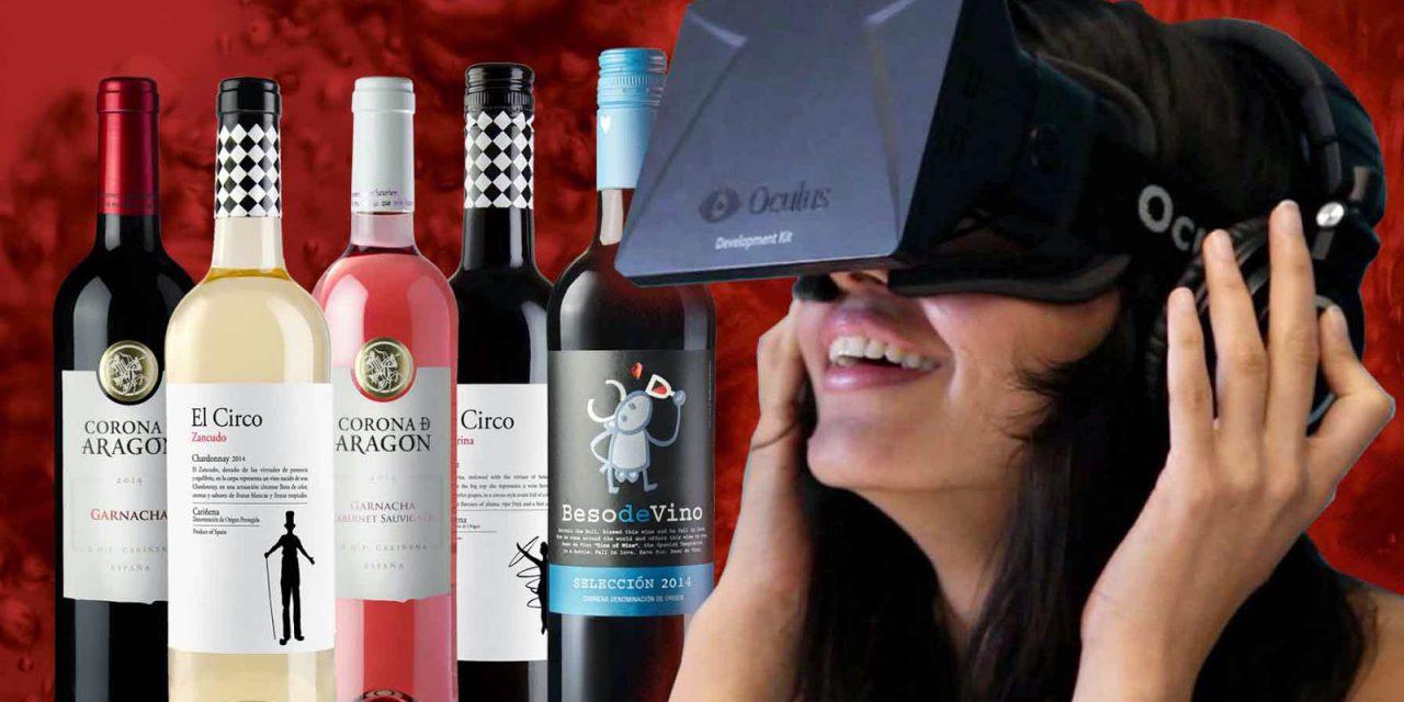 Cata y realidad virtual con Grandes Vinos y Viñedos (jueves, 7)