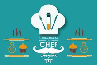 Campamento urbano, ciencia y cocina (por semanas, del 22 de junio al 4 de septiembre)