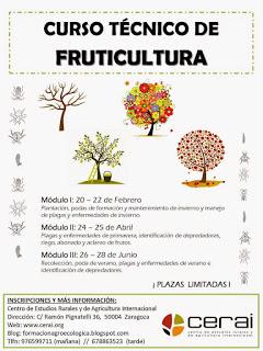 Curso técnico de fruticultura (módulo III)