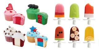 Taller de cupcakes y helados para niños (jueves, 2)