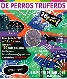 BELMONTE DE SAN JOSÉ. Feria de la trufa de verano (domingo, 28)