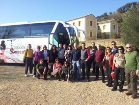 Excursión bus del vino Somontano (sábado, 20)