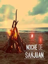 Cena de san Juan (martes, 23)