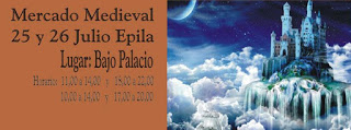 ÉPILA. Mercado medieval (días 25 y 26)