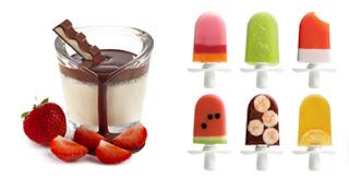 Taller de Panacota y helados para niños (martes, 28)