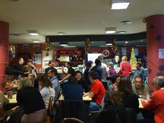 Cata coloquio de rosados 100 % garnacha en el Bar El Fútbol (jueves, 16)