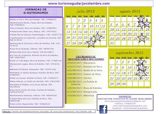 GÚDAR JAVALAMBRE. III Ruta de las Constelaciones (del 25 de julio al 20 de septiembre)