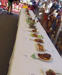 HUESCA. Concurso de pollo al chilindrón (domingo, 2)