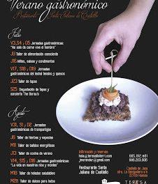 CASTIELLO DE JACA. Jornadas gastronómicas vegetarianas (del 3 al 5 de julio)