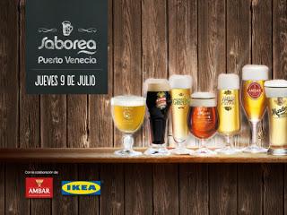 Taller y cata de cerveza (jueves, 9)