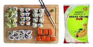 Taller de sushi y panko (sábado, 11)