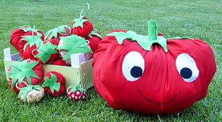 HUESCA. Fiesta del tomate rosa (viernes, 31)