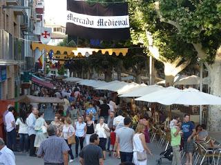 BARBASTRO. Mercado medieval (días 14 y 15)