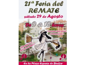 BINÉFAR. Feria del Remate (sábado, 29)
