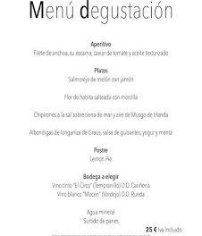Cenas maridadas en Buen Gusto (viernes de agosto)