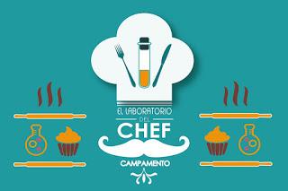 Campamento urbano, ciencia y cocina (por semanas, del 31 de agosto al 4 de septiembre)