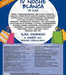 EJEA DE LOS CABALLEROS. IV Noche blanca (viernes, 21)