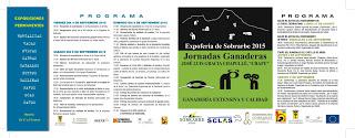 Expoferia de Sobrarbe (del 4 al 6 de septiembre)