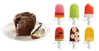 Taller de coulant y helados para niños (jueves, 3 de septiembre)