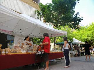 HUESCA. Mercado agroecológico (jueves, 6)
