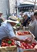 JACA. Mercado de las huertas (martes, 25)
