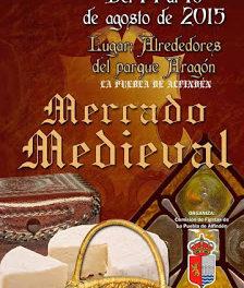 LA PUEBLA DE ALFINDÉN. Mercado medieval (del 14 al 16)