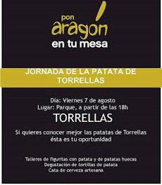 TORRELLAS. Jornada de la patata (viernes, 7)