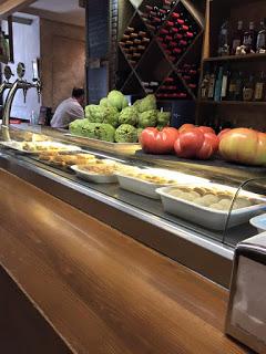 Menú quincenal en Urola por 17 euros (del 17 al 29 de agosto)
