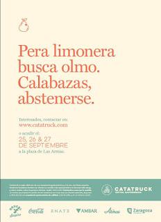 Catatruck. Festival gastronómico (del 25 al 27)